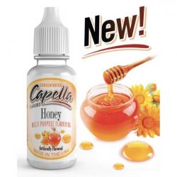 Honey Capella Flavors