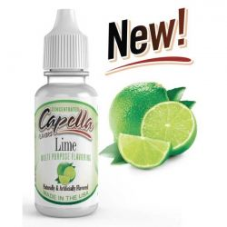 Lime Capella Flavors