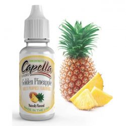 Golden Pineapple Capella Flavors