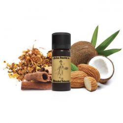 John Smith's Blended Tobacco Flavor Bountyhunter Aroma Twisted Vaping Aroma Concentrato da 10ml per Sigarette Elettroniche
