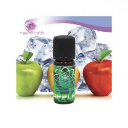 Cryostasis Apple Aroma Twisted Vaping Aroma Concentrato da 10ml per Sigarette Elettroniche