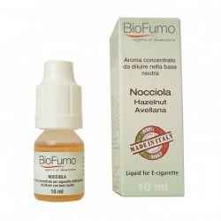 Nocciola Biofumo Aroma Concentrato Liquido per Sigarette Elettroniche Fai da Te
