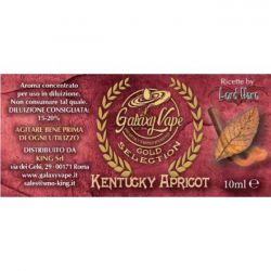 Kentucky Apricot Galaxy Vape 10 ml