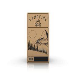 Campfire Aroma Shot Series di Charlie's Chalk Dust Liquidi scomposti