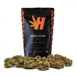 Orange Steam Hempmotive Cannabis Light 2 gr