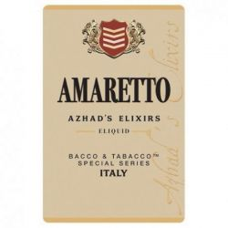 Amaretto Aroma Scomposto Azhad's Elixirs Liquido da 20ml