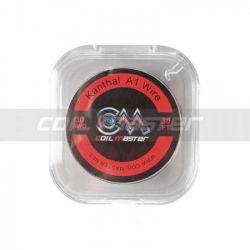 Filo Resistivo Kantal A1 Wire Coil Master da 10mt per gli Atomizzatori Rigenerabili delle Sigarette Elettroniche