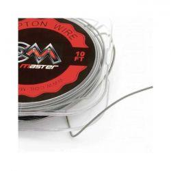 Filo Resistivo Comp Wire Coil Master da 3mt per gli Atomizzatori Rigenerabili delle Sigarette Elettroniche