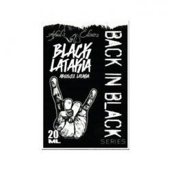 Black Latakia Aroma Scomposto Azhad's Elixirs Liquido al Tabacco da 20ml