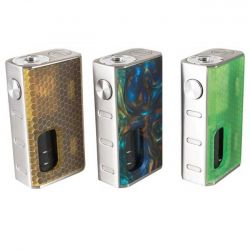 Kit Wismec Luxotic Batteria BF Squonk Bottom Feeder Box Mod - Big Battery