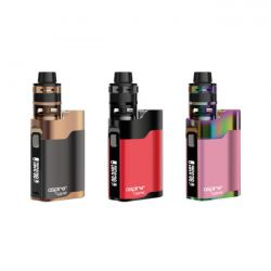 Aspire Cygnet Revvo Kit Con Revvo Mini Tank da 2ml Sigaretta Elettronica da 80W