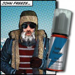 John Freeze T-Juice Aroma Concentrato 30ml Liquido per Sigaretta Elettronica Fai Da Te