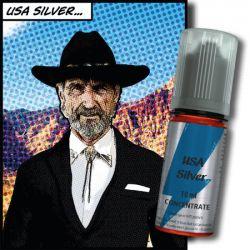USA Silver T-Juice Aroma Concentrato 30ml Liquido per Sigaretta Elettronica Fai Da Te