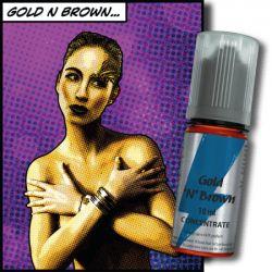 Gold N' Brown T-Juice Aroma Concentrato 30ml Liquido per Sigaretta Elettronica Fai Da Te