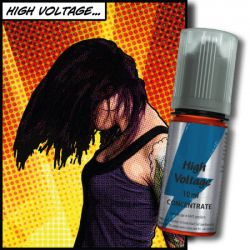 High Voltage T-Juice Aroma Concentrato 30ml Liquido per Sigaretta Elettronica Fai Da Te