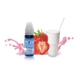 Strawberry Milkshake di Avoria Aroma Concentrato da 12ml Liquido per Sigarette Elettroniche