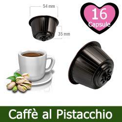 16 Caffè al Pistacchio Nescafè Dolce Gusto Capsule Compatibili