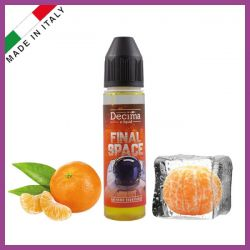 Final Space Aroma Scomposto Decima Liquido da 20ml