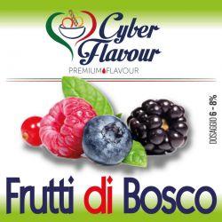 Frutti di Bosco Cyber Flavour Aroma Concentrato 10ml
