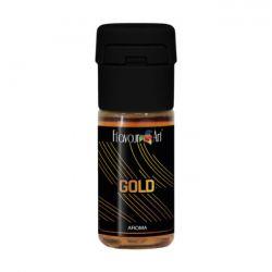 Gold Fluo By Fedez Aroma FlavourArt Liquido Concentrato al Tabacco