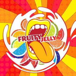 Fruity Jelly Concentrato da 10ml per Sigarette Elettroniche