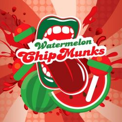 Watermelon Chipmunks BigMouth Aroma Concentrato da 10ml per Sigarette Elettroniche