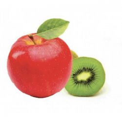 Mela Kiwi Biofumo Liquido Pronto da 10 ml Aroma Fruttato