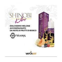 Shinobi Killer Aroma Scomposto di Valkiria Liquido da 50ml