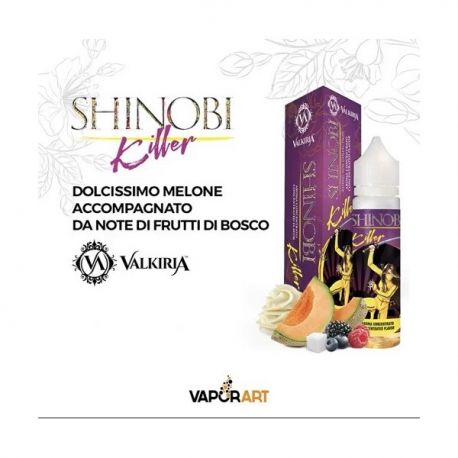 Shinobi Killer Aroma Scomposto di Valkiria Liquido da 20ml