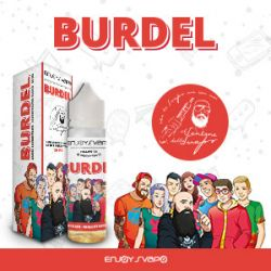 Burdel by Il Santone Dello Svapo Aroma Scomposto Enjoy Svapo 50ml