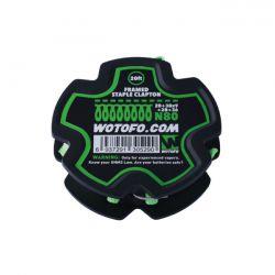 Framed Stample Clapton Wire 28+38*9+28+36 N80 Wotofo Filo Resistivo per Atomizzatori Rigenerabili