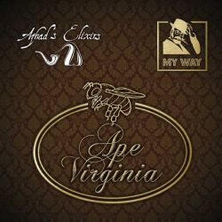 Ape Virginia My Way Azhad's Elixirs Aroma Concentrato