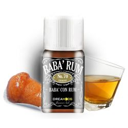 Baba' Rum Dreamods N. 70 Aroma Concentrato 10 ml
