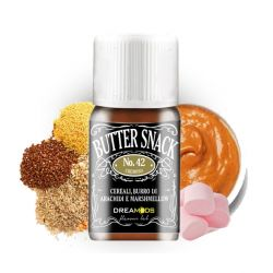 Butter Snack Dreamods N. 42 Aroma Concentrato 10 ml