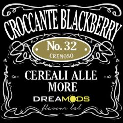 Croccante Blackberry Dreamods N. 32 Aroma Concentrato 10 ml