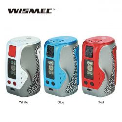 Kit Wismec Reuleaux Tinker Box Mod - Big Battery