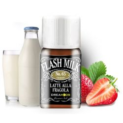 Flash Milk Dreamods N. 65 Aroma Concentrato 10 ml
