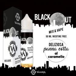 BlackOut Aroma Valkiria Mix & Vape Liquido da 50ml