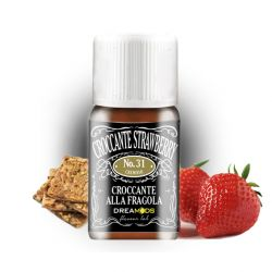 Croccante Strawberry Dreamods N. 31 Aroma Concentrato 10 ml