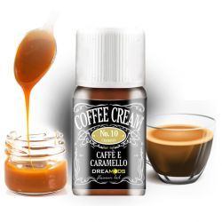 Coffe Cream Dreamods N. 10 Aroma Concentrato 10 ml