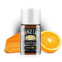 Orange Cake Dreamods N. 9 Aroma Concentrato 10 ml