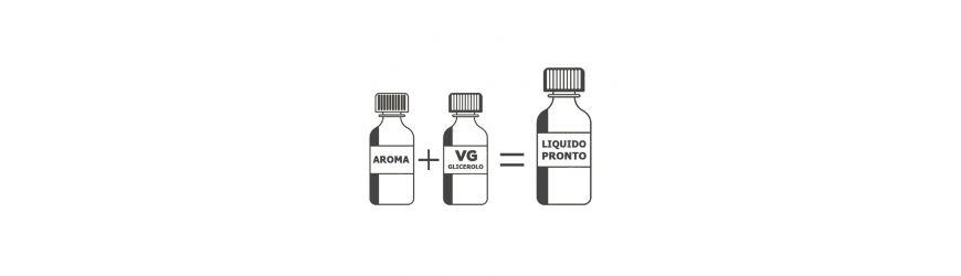 Liquidi Scomposti Mix & Vape