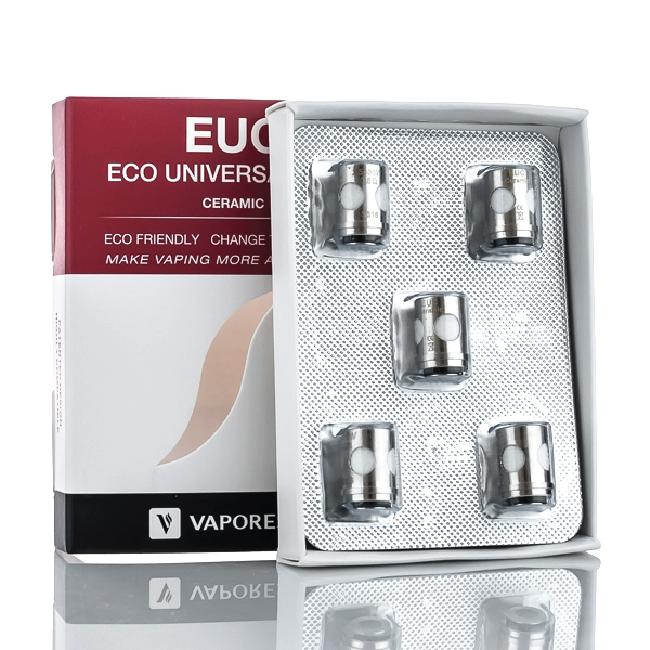 EUC COIL CERAMIC Resistenza Vaporesso 5 pezzi Kickkic