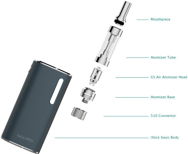 Eleaf istick basic 2