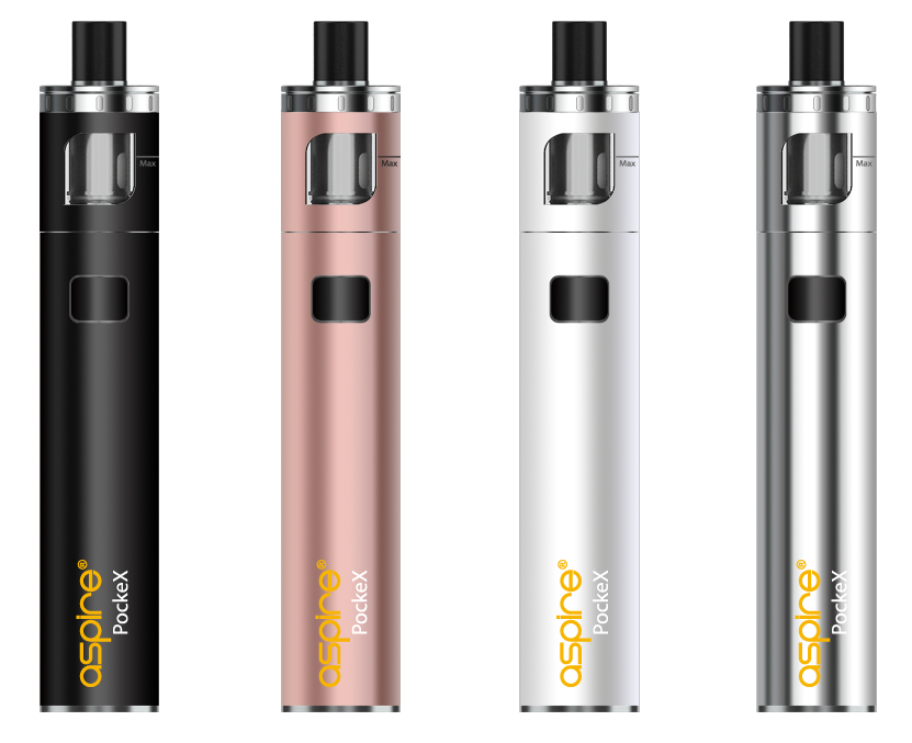 Aspire pockeX pocket