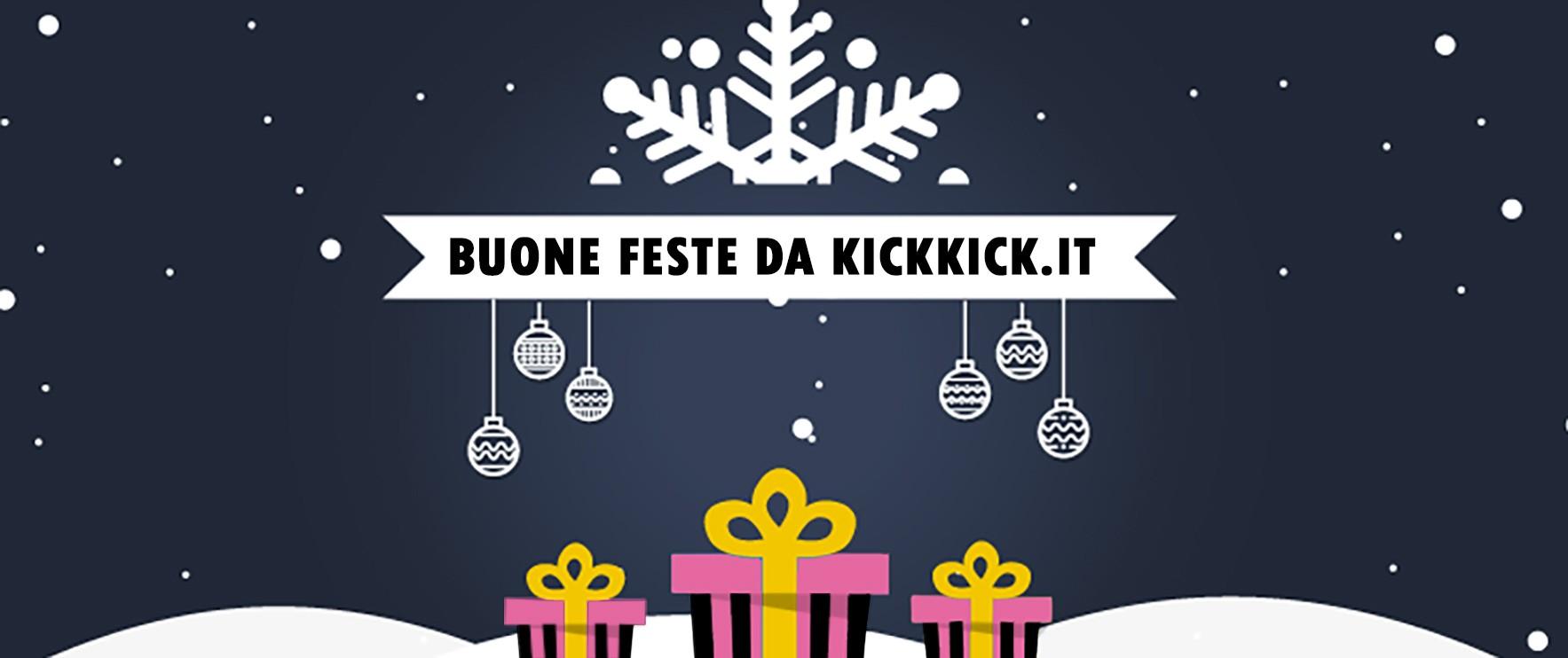 Buone Feste da Kickkick.it