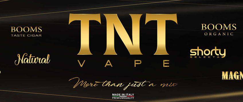 Liquidi TNT Vape!